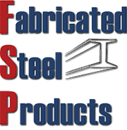 Fabricated steel products logo